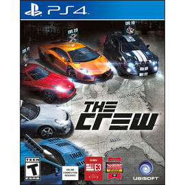 PS4 - The Crew