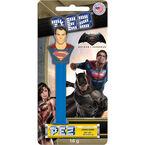 Pez Batman vs. Superman Dispenser - Assorted - 16.4g