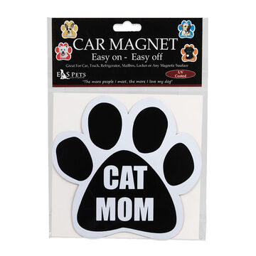 Pet Magnet - I'm The Mom of a Spoiled Rotten Cat