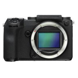 PRE-ORDER: Fujifilm GFX 50 S Body - Black - 600018254