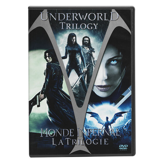 Underworld Trilogy - DVD
