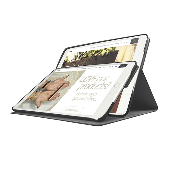 Logiix Cabrio Folio for iPad Pro - Black - LGX-12042