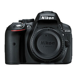 Nikon D5300 Body Only - Black