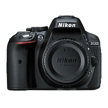 Nikon D5300 Body Only - Black