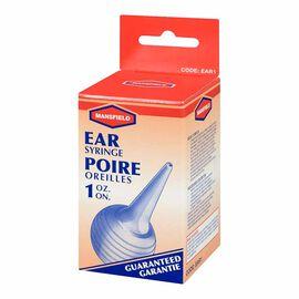 Mansfield Ear Syringe - 1 oz