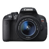 Canon EOS Rebel T5i with 18-55mm IS Lens