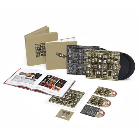 Led Zeppelin - Physical Graffiti (Super Deluxe Box Set) - 3 CD + 3 LP