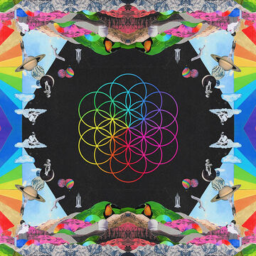 Coldplay - A Head Full Of Dreams - 2 LP
