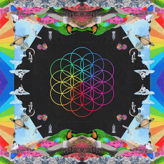 Coldplay - A Head Full Of Dreams - 2 LP