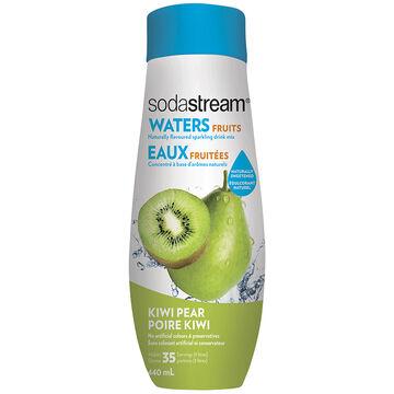 SodaStream Fruit Water - Kiwi-Pear - 440ml