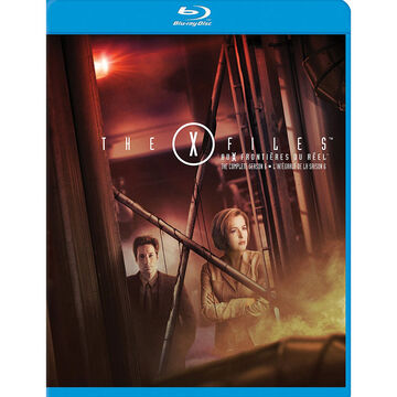 The X-Files: The Complete Season 6 - Blu-ray