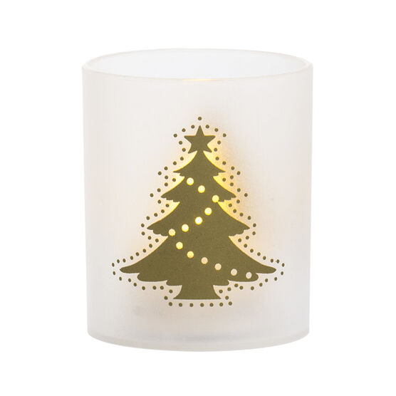 Inglow LED Votive Tea Light - White