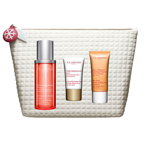 Clarins Mission Perfection Set