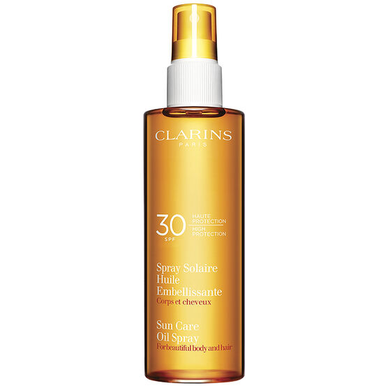 Clarins Sun Care Radiant Oil Spray SPF 30 - 150ml