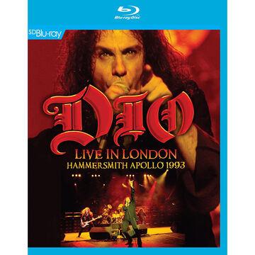 Dio: Live in London - Blu-ray