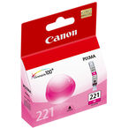 Canon CLI-221M Ink Cartridge - Magenta