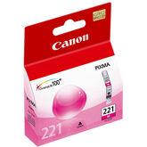 Canon CLI-221M Ink Cartridge - Magenta