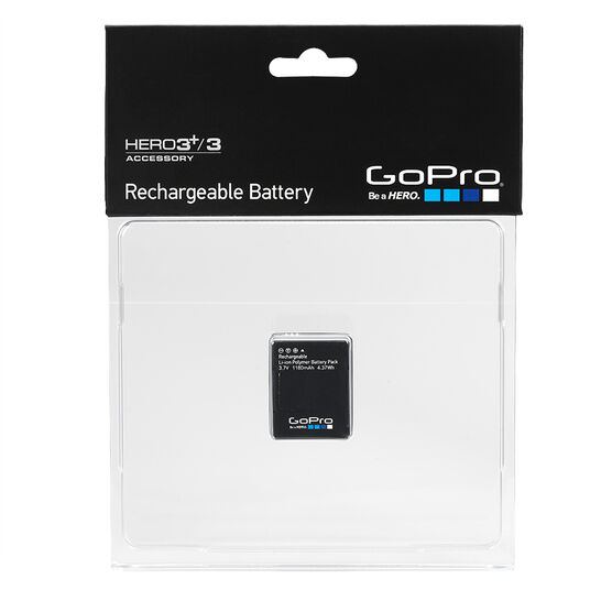 GoPro Hero 3/3+ Rechargeable Battery - 1180mAh - GP-AHDBT-302
