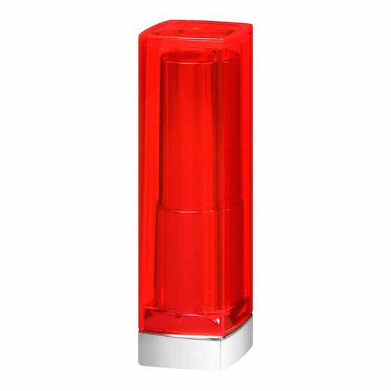Maybelline ColorSensational Vivids Lip Colour - On Fire Red