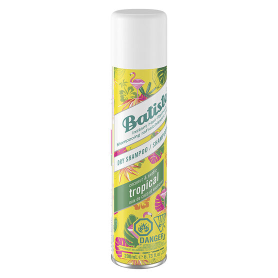 Batiste Dry Shampoo - Tropical - 200ml
