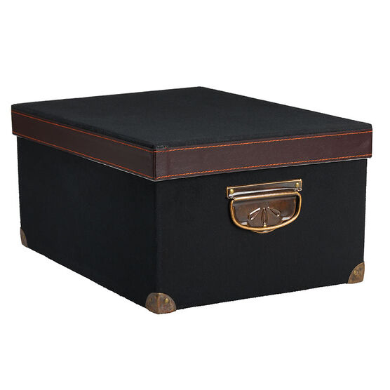 London Drugs Storage Box - Black