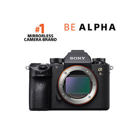 PRE-ORDER: Sony a9 Camera Body - Black - ILCE9/B