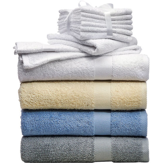 Martex Hand Towel - White - 2 Pack