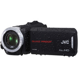 JVC Everio Quad-Proof Full HD Camcorder With 32GB Internal Storage - GZ-R70B