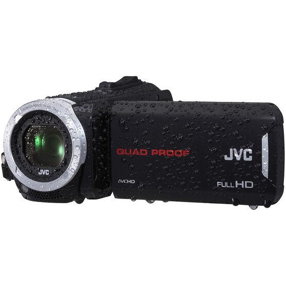 JVC Everio Quad-Proof Full HD Camcorder With 32GB Internal Storage - GZ-R70B
