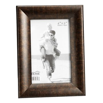London Home 4 x 6 Frame - Black Copper