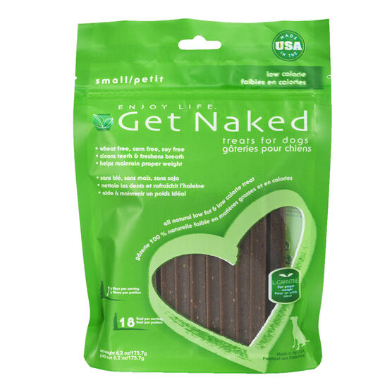 Get Naked Low Calorie Chew Sticks - 6.2oz.