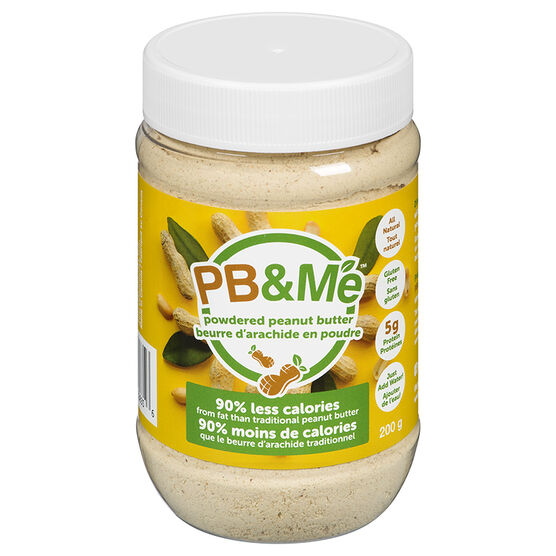PB&ME Powdered Peanut Butter - 200g