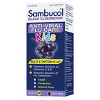 Sambucol Anti-Viral Flu Care - Black Elderberry - 120ml