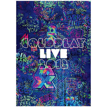 Coldplay - Live 2012 - Blu-ray Combo