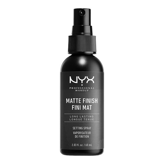 NYX Professional Makeup Matte Finish Makeup Setting Spray