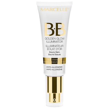 Marcelle BB Cream Golden Glow Illuminator Beauty Balm