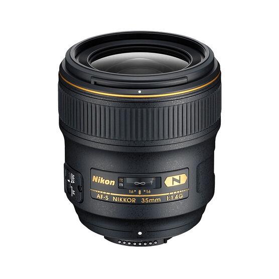 Nikon AF-S FX 35MM f1.4 G