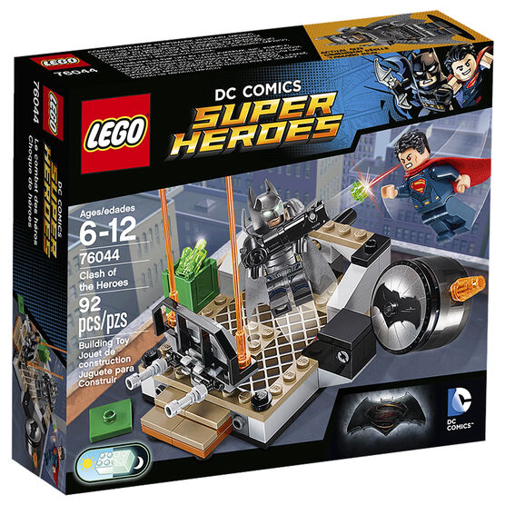 Lego DC Comics  Super Heroes - Clash of the Heroes