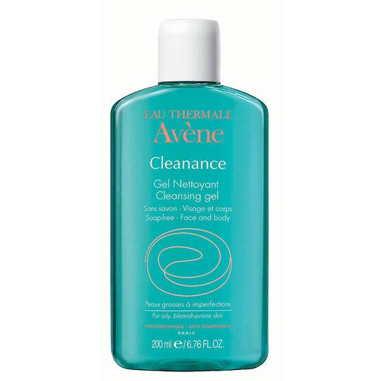 Avene Cleanance Soapless Gel Cleaner - 200ml