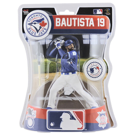 MLB  Figure - J Bautusta 19 - 6 inches
