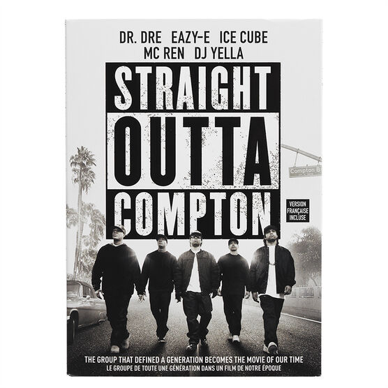 Straight Outta Compton - DVD