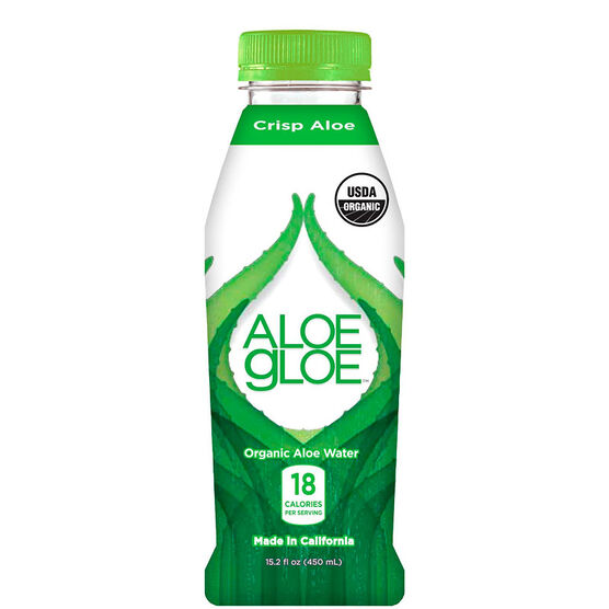 Aloe Gloe Organic Aloe Water - 450ml