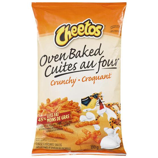 Cheetos Crunchy Baked - 180g