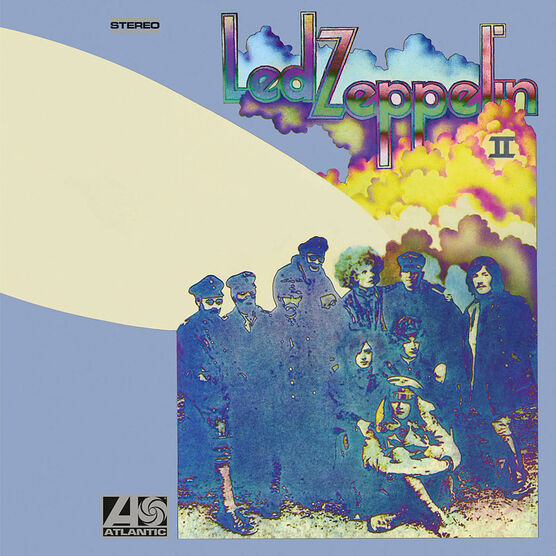 Led Zeppelin II - Remastered Original Vinyl