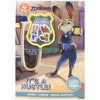 Disney ZooTopia Activity Book