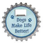 Pet Coaster - Dogs Make Life Better