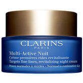 Clarins Multi-Active Nuit - Normal to Combination Skin - 50ml