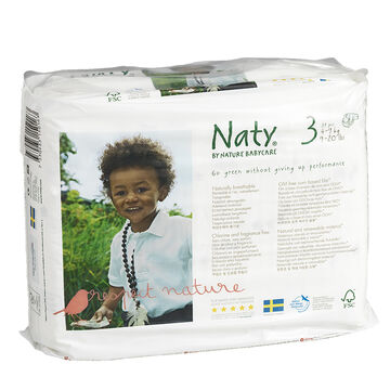 Nature Babycare Diapers - Size 3 - 31's