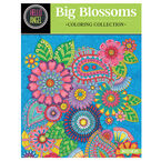 Hello Angel Big Blossoms Colouring Collection