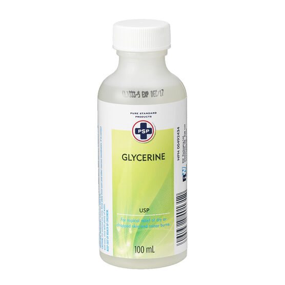 PSP Glycerine - 100ml